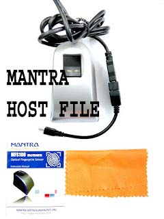 Mantra Host File Download
