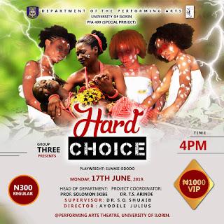 Hard choice PFA499