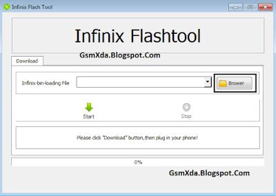 Infinix Flash Tool Windows V1 0 free download here