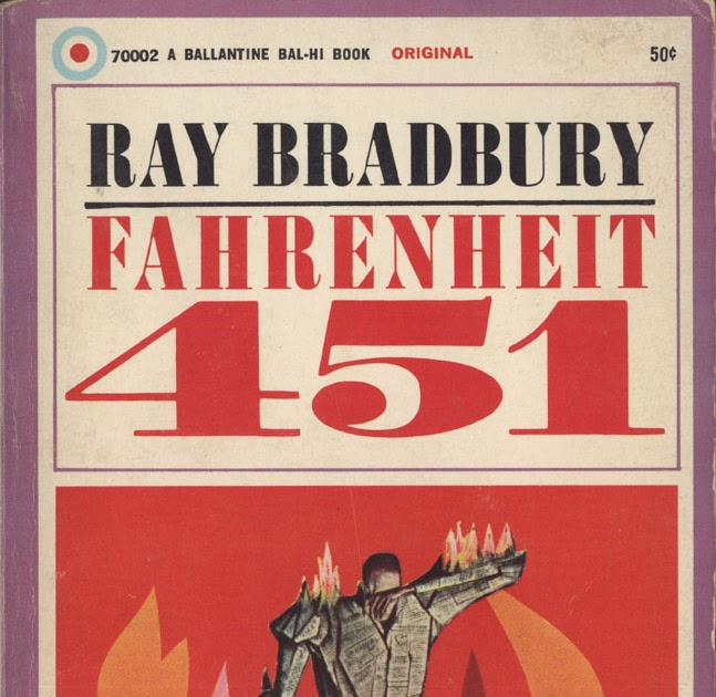 Summary of Fahrenheit 451 by Ray Bradbury