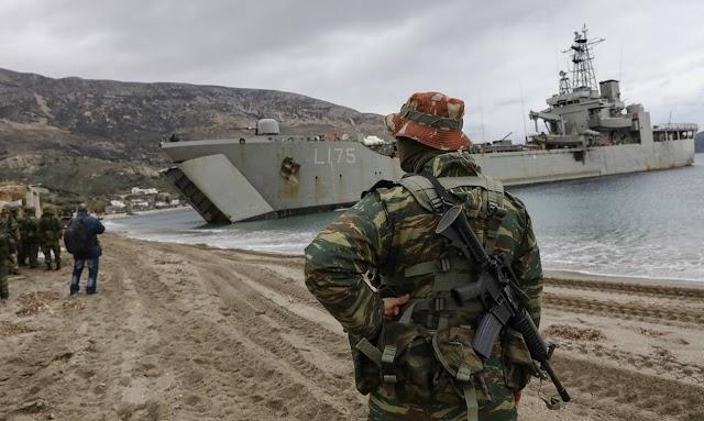 Πολεμικό Ναυτικό: Τα «αγκάθια» για νέο ναύσταθμο-Στο Βόλο μαζί με τους Πεζοναύτες τα αρματαγωγά