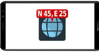 تنزيل برنامج Map Coordinates Pro mod Premium مدفوع مهكر بدون اعلانات بأخر اصدار من ميديا فاير