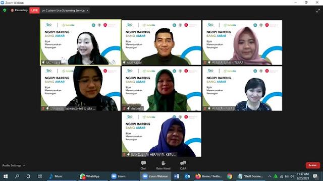 Webinar Bareng Tunaiku - Bank Amar