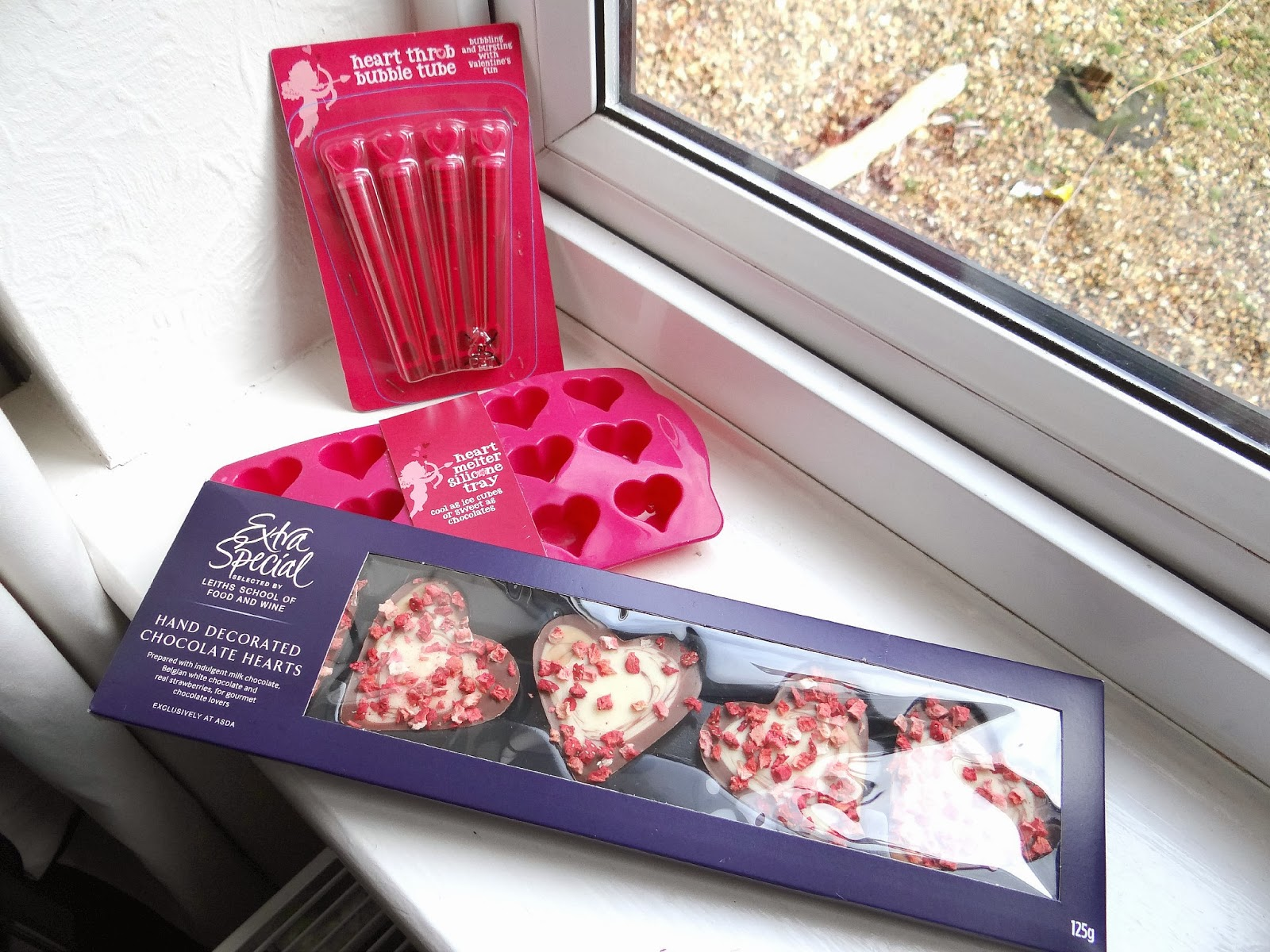 Valentine's Day, ASDA Valentine's Range, Valentine's Day Meal for Two