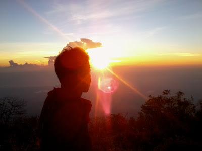 Sunrise Gunung Ciremai