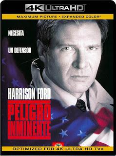 Peligro inminente (1994) 4K UHD [HDR]Latino [GoogleDrive] SilvestreHD