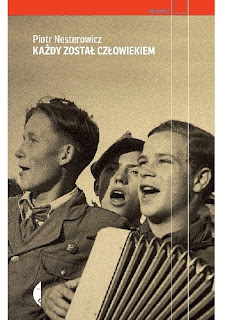 """Piotr Nesterowicz """"Każdy został człowiekiem"""""""