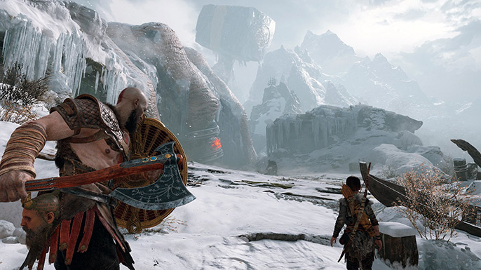 Comprar God of War Black Friday