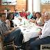 Συνάντηση στην Τ.Κ. Αγίου Παντελεήμονα για τα ζητήματα που αφορούν τη λίμνη Βεγορίτιδα.
