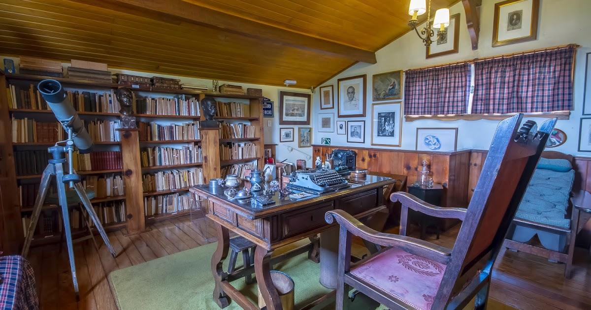 Museus-Casas Literários realizam visitas educativas virtuais ao vivo