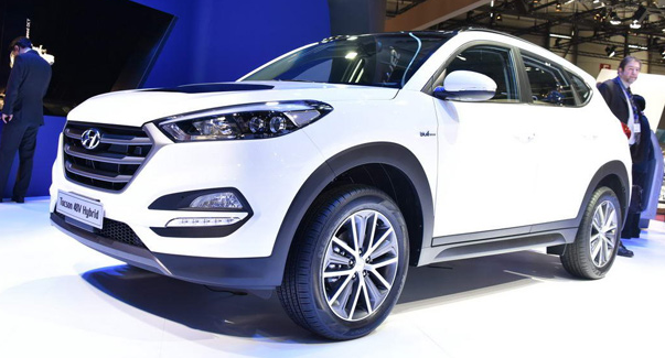 2018 Hyundai Tucson Design