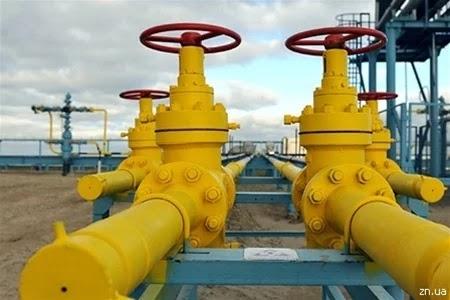 """""""Нафтогаз"""" знизив ціну на газ для промисловості на 20%"""