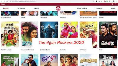 Tamilgun Rockers- 2020 Bollywood Movies Web Series Download