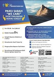 """Sabah Credit Corporation Memperkenalkan Pakej Sabah """"We Care"""""""