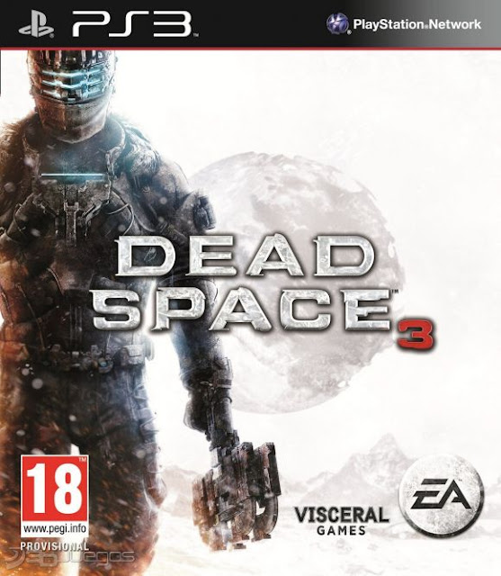 Dead Space 3 PS3 ISO