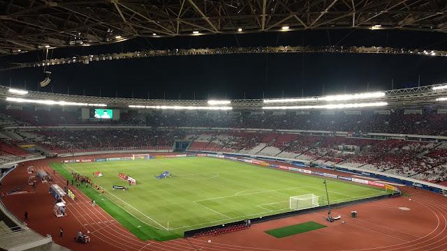 Stadion Gelora Bung Karno - Indonesia