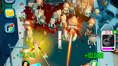 لعبة الزومبي Dead Spreading مهكرة للأندرويد - تحميل مباشر