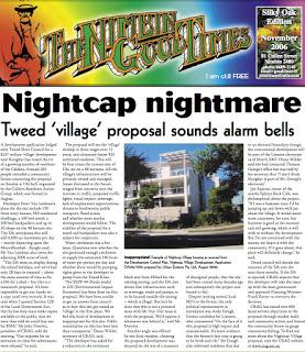 Nightcap Nightmare
