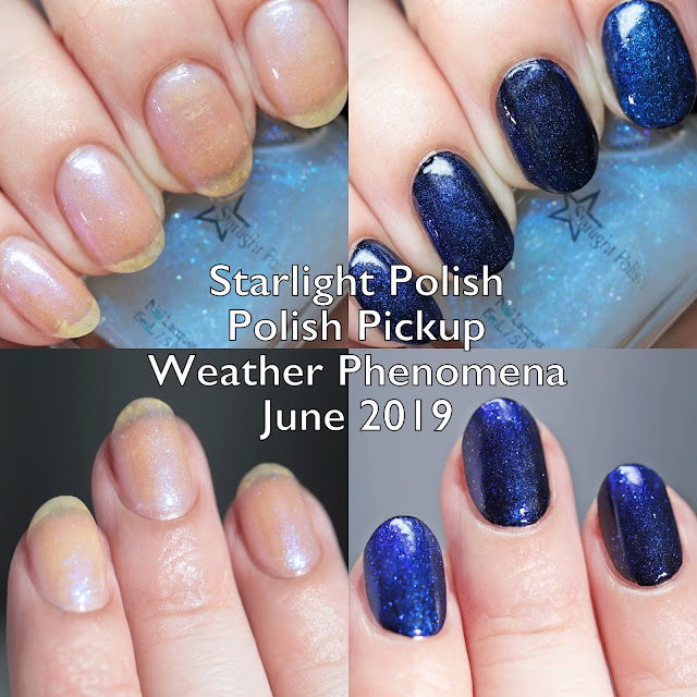 Starlight Polish Polish Pickup Weather Phenomena June 2019