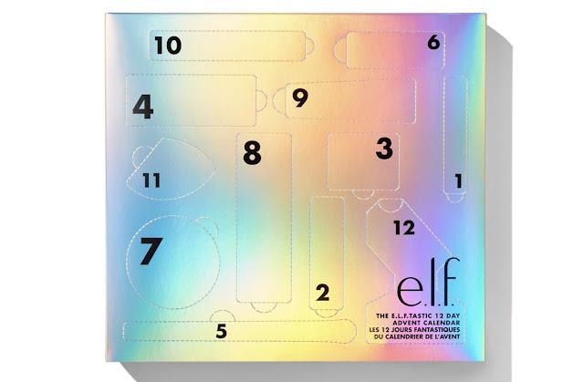 THE E.L.F.TASTIC 12 DAY ADVENT CALENDAR 2020