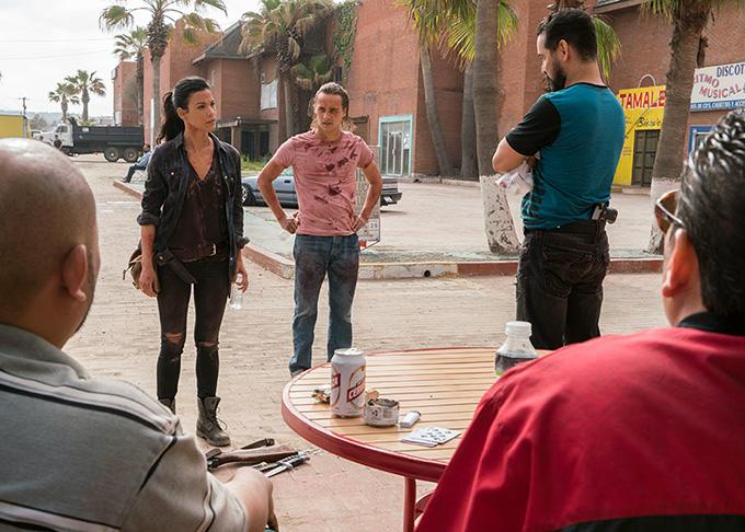 Fear The Walking Dead 2x09 Los Muertos AMC