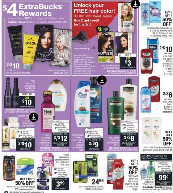 CVS Weekly Ad Preview 1117-1123 Page 11