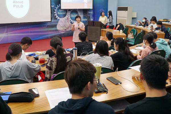 大葉與宏旌織造產學合作 行銷課程為產業開創新局
