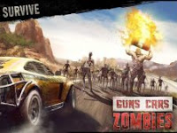 Guns, Cars, Zombies MOD APK v1.2.1.4 Unlimited Money Terbaru