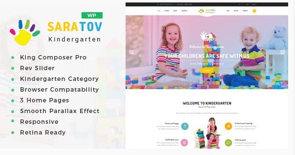 Eduction WordPress Themes