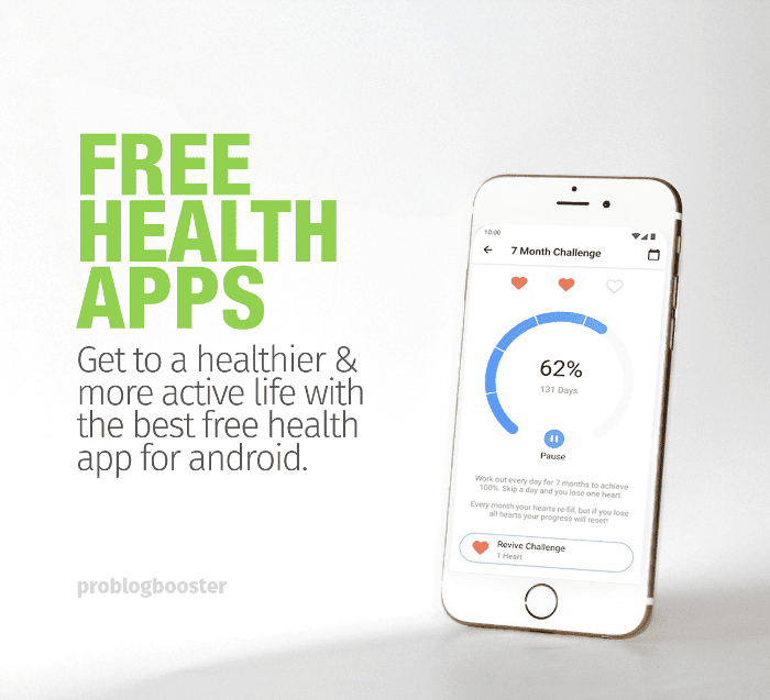 Best free health app for android