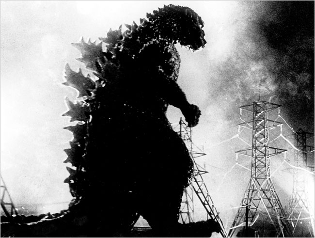 Articles of Destroyer: Gojira (Godzilla) Review