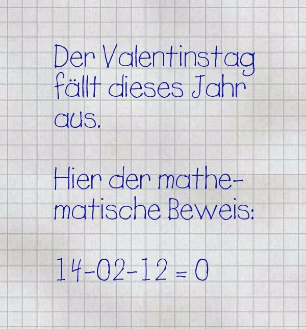 Mein Leben Meine Spruche Und Ich Warum Der Valentinstag Ausfallt