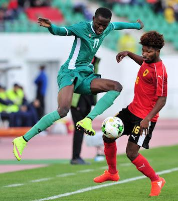 مشاهدة مباراة موريتانيا وأنجولا بث مباشر اليوم