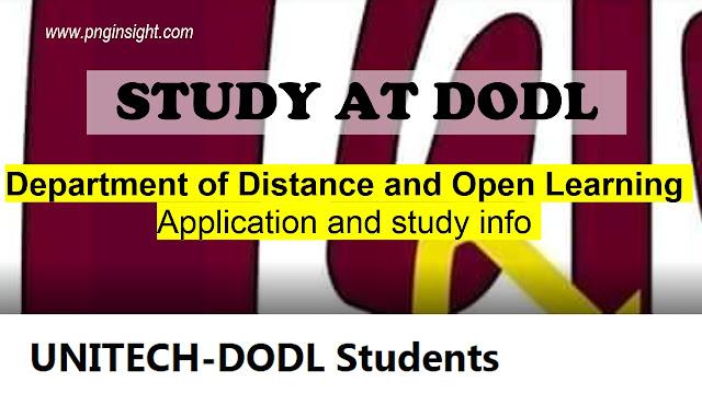 DODL application form 2021