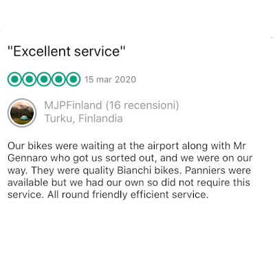 veloce bike rental reviews