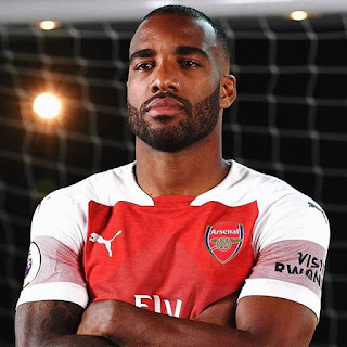 Barcelona Wants Arsenal's Lacazette As  Suarez Replacement