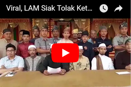 Giliran Melayu Menolak Tegas Zikir GP Anshor dan Banser di Riau, Netralitas Polri pun Diuji