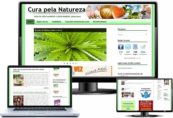 Blog Cura pela Natureza