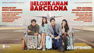Belok Kanan Barcelona (2018) WEBDL