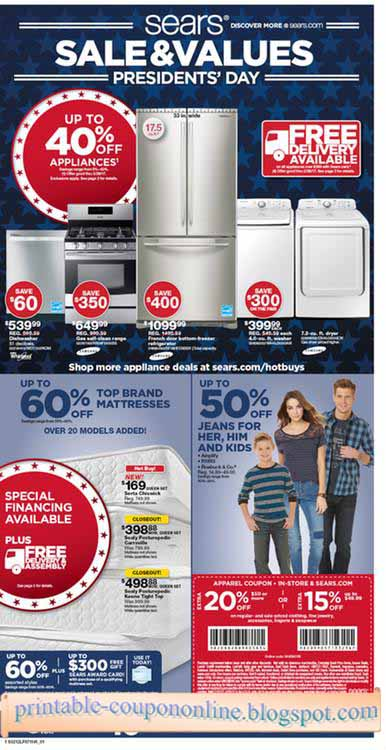 save up to 50 off on a huge selection of sears appliances from top reflect discount