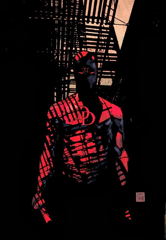 Daredevil Alex Maleev