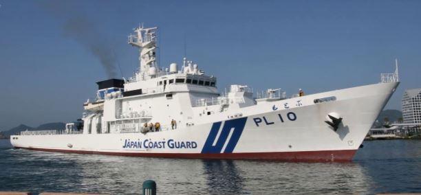 "JCG Patrol Vessel ""Tsuruga"" PL91 (met afbeeldingen) |Hida Jcg Class Patrol Vessel"