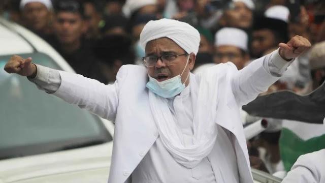 Andi Arief: Akankah Habib Rizieq Punya Kesempatan Seperti Megawati