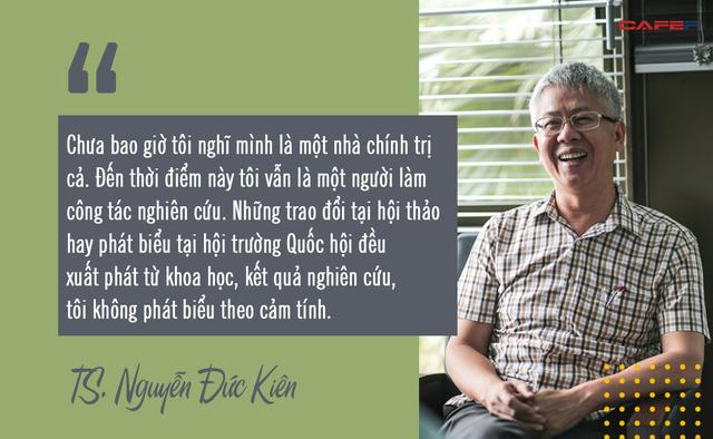 Tiến sỹ Nguyễn Đức Kiên