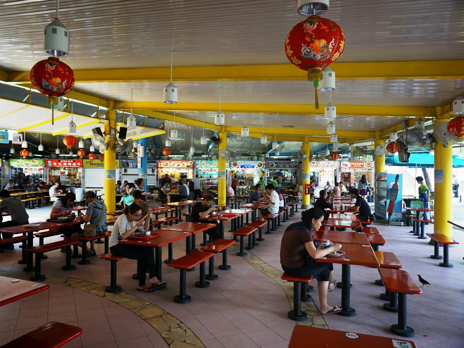 PinkyPiggu: Best 10 Stalls To Try At Zion Riverside Food