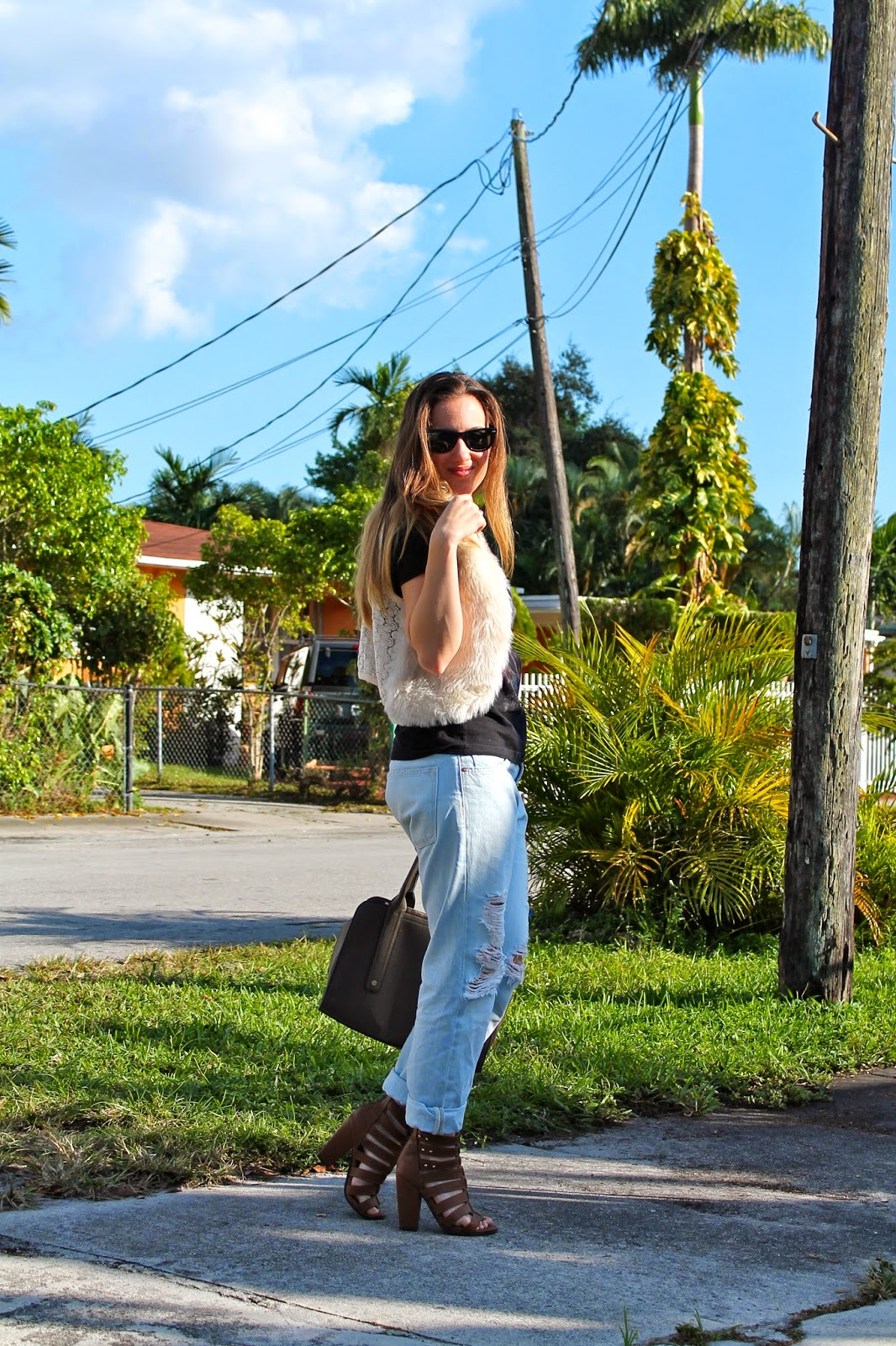 GAP, consignment, JCPenney, Steve Madden, J. Crew, Ray-Ban, 3.1 Phillip Lim for Target, street style, style blog, fashion blog, Miami fashion blogger