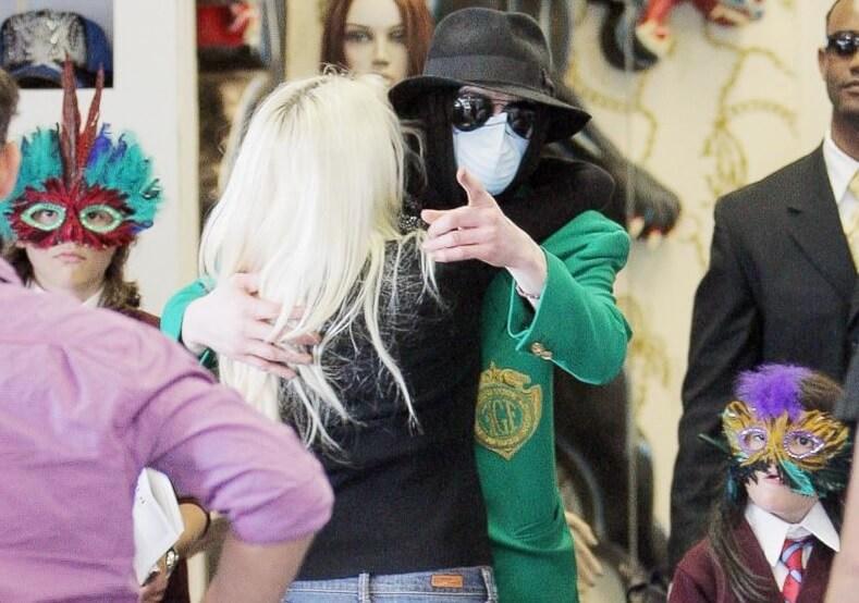 MJ children Mask