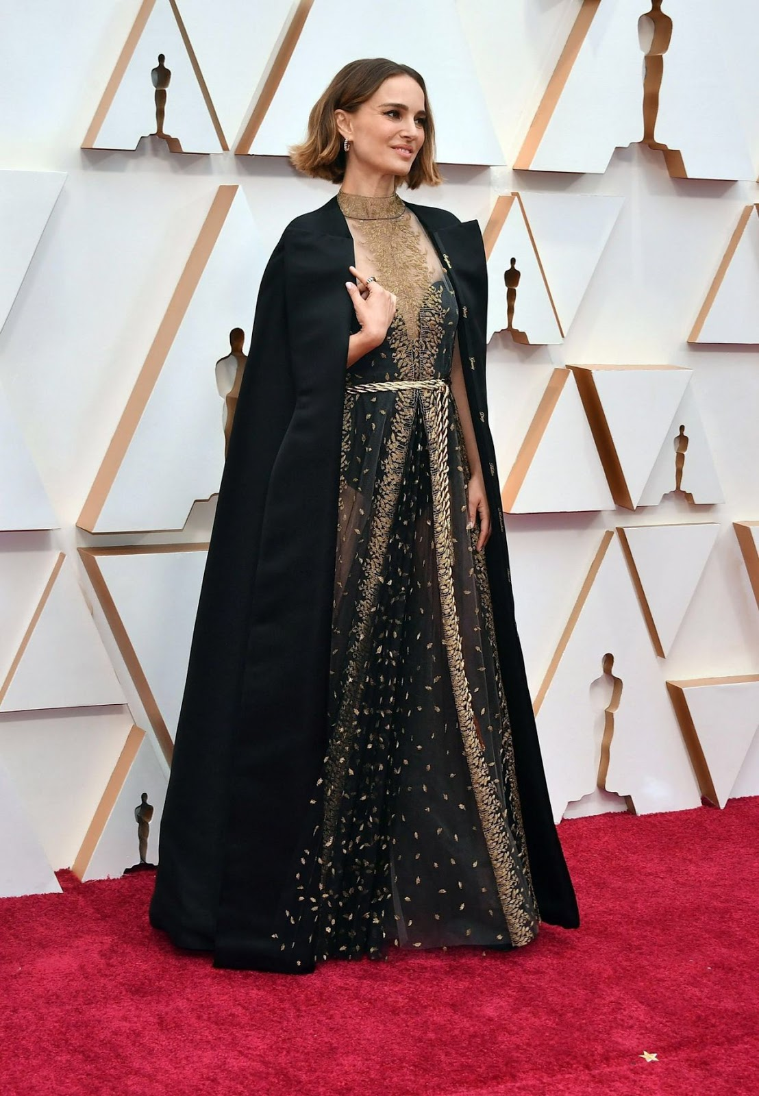 Natalie Portman - Oscars 2020 Red Carpet - 92nd Annual Academy Awards in Los Angeles