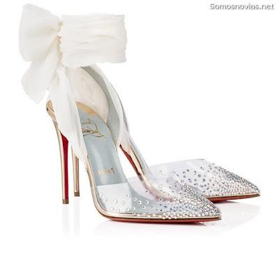 Zapatos de Novia Christian Louboutin