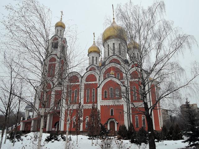 Георгиевский храм в Одинцово и другие достопримечательности города